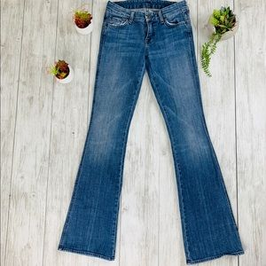 "7 For All Mankind ""A"" Pocket Jeans Size 26"